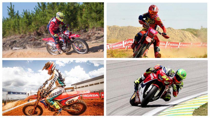 Equipe Honda Racing é eleita a melhor do Motocross