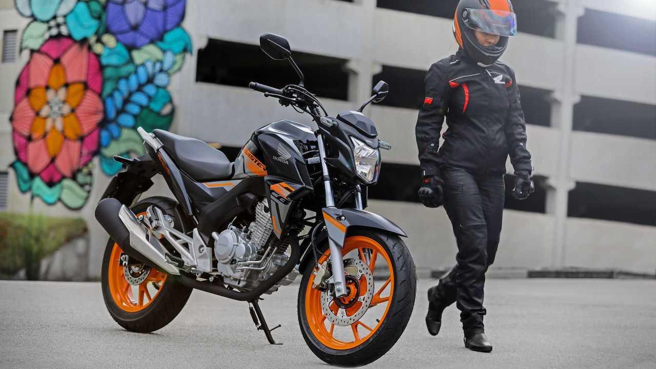 Lançamento: Honda CB 250F Twister 2021 – ABS E CBS